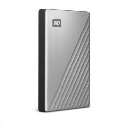 "WD My Passport ULTRA 1TB Ext. 2.5"" USB3.0 Strieborná USB-C WDBC3C0010BSL-WESN"