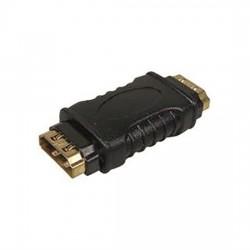 Solight HDMI spojka, HDMI zdierka - HDMI zdierka, priama, sáčok SSV5310E