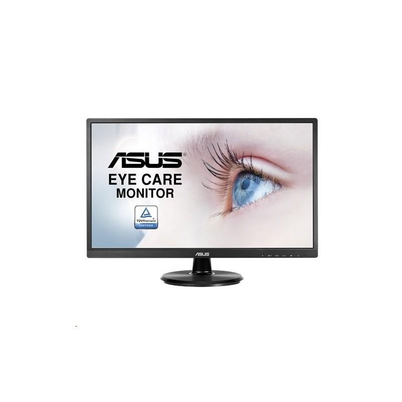 """ASUS VA249NA 24""""W VA LED 1920x1080 Full HD 100mil:1 5ms 250cd DVI D-Sub čierny 90LM02W1-B01370"""