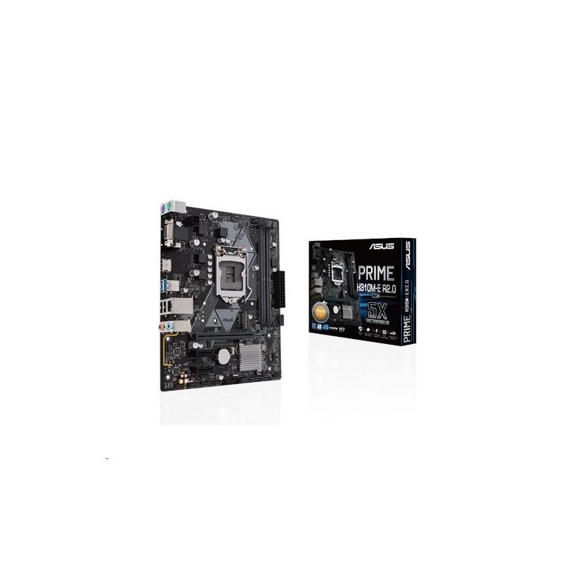 ASUS PRIME H310M-E R2.0/CSM soc.1151 H310 DDR4 mATX M.2 D-Sub HDMI 90MB0Z20-M0EAYC