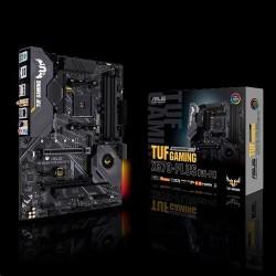 ASUS TUF GAMING X570-PLUS(WI-FI) soc.AM4 X570 DDR4 ATX M.2 RAID...