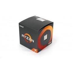 AMD, Ryzen 7 3800X, Processor BOX, soc. AM4, 105W, s Wraith Prism chladičom 100-100000025BOX