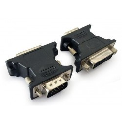 Gembird VGA male to DVI-A female adapter A-VGAM-DVIF-01
