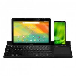 Canyon CND-HBTK7-CS Bluetooth + Wireless klávesnica Android, iOS, Windows, čierna, SK + CZ klávesy