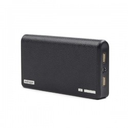 Gembird 8400 mAh Powerbank with flashlight EG-PB08-01
