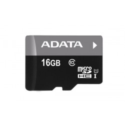 16 GB microSDHC/SDXC UHS-I karta A-DATA class 10 Ultra High Speed AUSDH16GUICL10-R