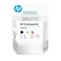 Súprava tlačových hláv HP - čierna a trojfarebná GT 3YP61AE