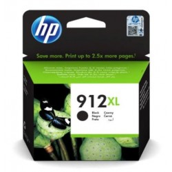 HP 912XL High Yield Black Original Ink Cartridge 3YL84AE