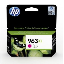 HP 963XL High Yield Magenta Original Ink Cartridge 3JA28AE