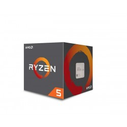 AMD, Ryzen 5 1600, Processor BOX, soc. AM4, 65W, s Wraith Spire...