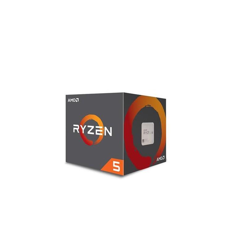 AMD, Ryzen 5 1600, Processor BOX, soc. AM4, 65W, s Wraith Spire chladičom YD1600BBAFBOX