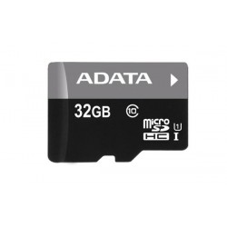 32 GB microSDHC/SDXC UHS-I karta A-DATA class 10 Ultra High Speed AUSDH32GUICL10-R