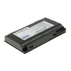 2-Power baterie pro FUJITSU SIEMENS LifeBook E8410, N7010, NH570, E8420, E780, A6230, A6220 14,4 V, 5200mAh, 8 cells CBI3046A