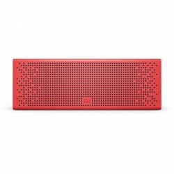 Xiaomi Mi Bluetooth Speaker Red 16244
