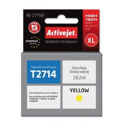 ActiveJet ink Epson T2714 new AE-27YNX 18 ml EXPACJAEP0269