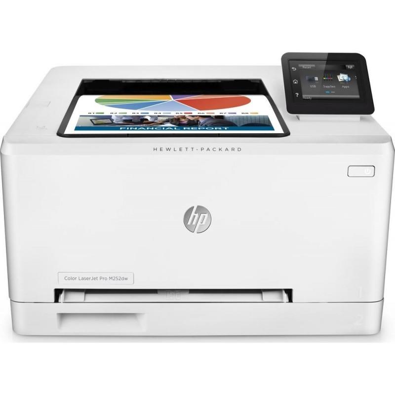 HP Tlaciaren LaserJet Pro Color M252dw B4A22A B4A22A#B19
