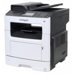 Lexmark MX410de, mono laser MFP, 1200dpi, 38ppm, 256MB, 800MHz, USB, Duplex,GLan, Fax 35S5761