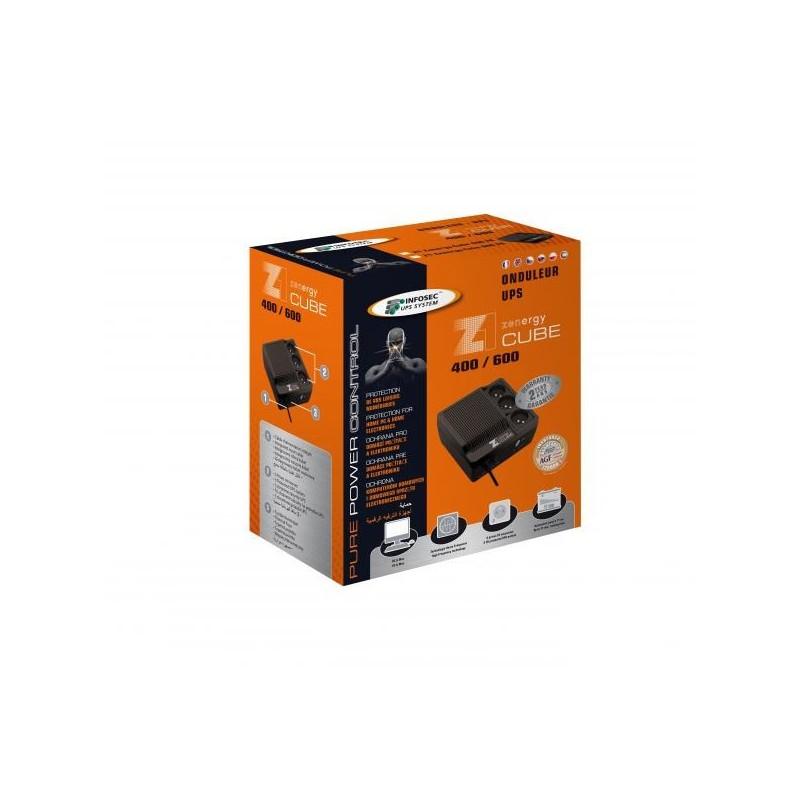 INFOSEC Z1 ZENERGY Cube 600 300W 66073 65521/66073
