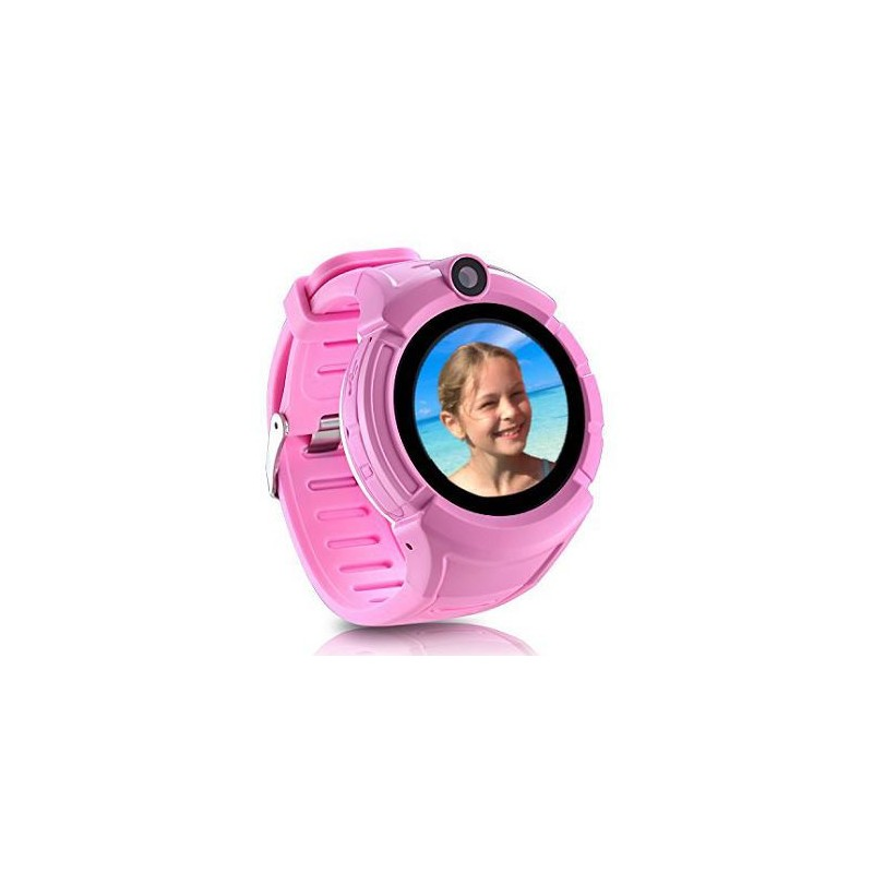 CARNEO Smart hodinky Guard Kid+ Pink 8588006962529