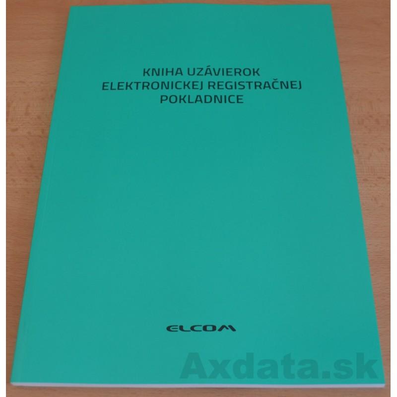 Kniha uzávierok elektronickej registračnej pokladnice