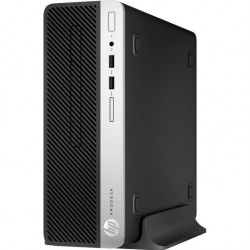 HP ProDesk 400 G5 SFF i3-8300/4G/128/DVD/Int/W10P BD73EA#BCM