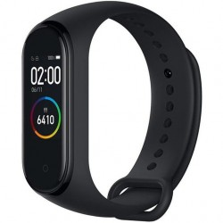 XIAOMI Mi Band 4 fitness náramok black 23742