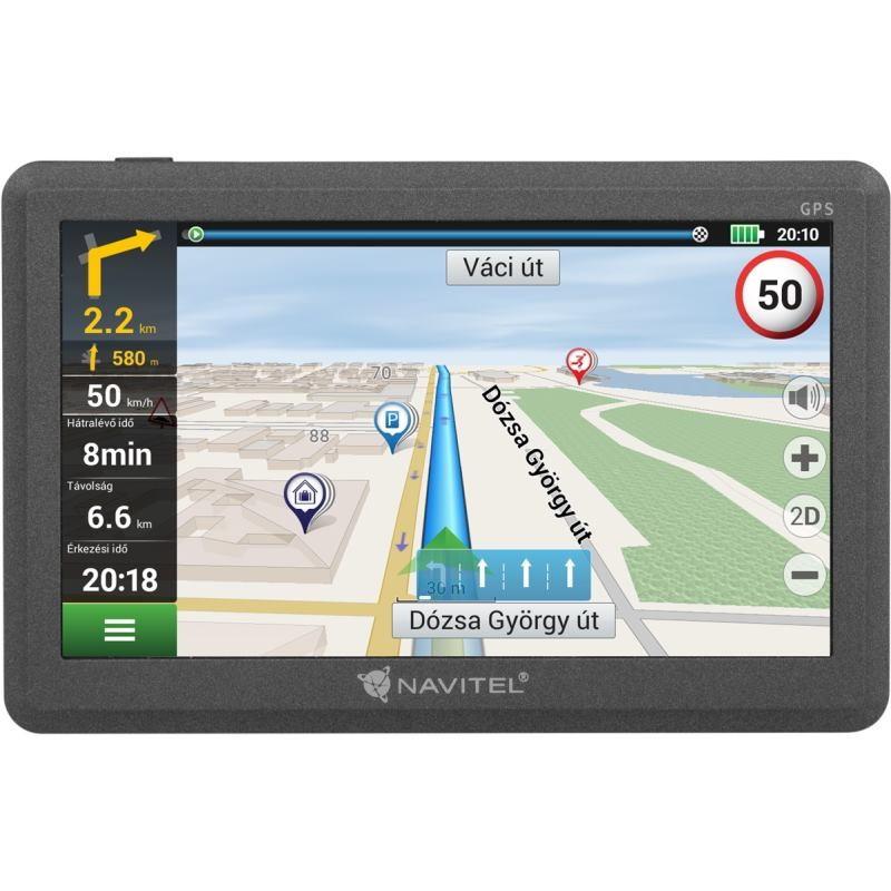 NAVITEL GPS Navigácia E200 TMC