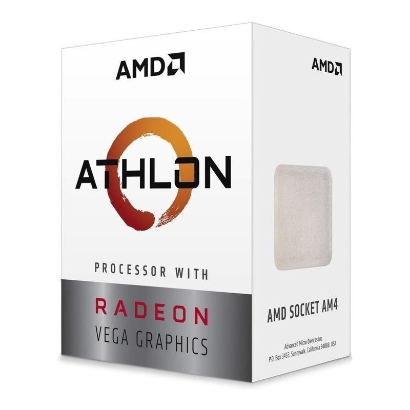AMD Athlon 240GE Raven Ridge YD240GC6FBBOX