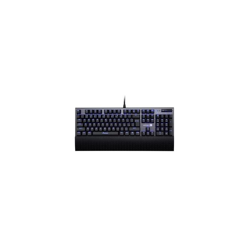 CONNECT IT EVOGEAR mechanická klávesnica pre hráčov SKITCI636