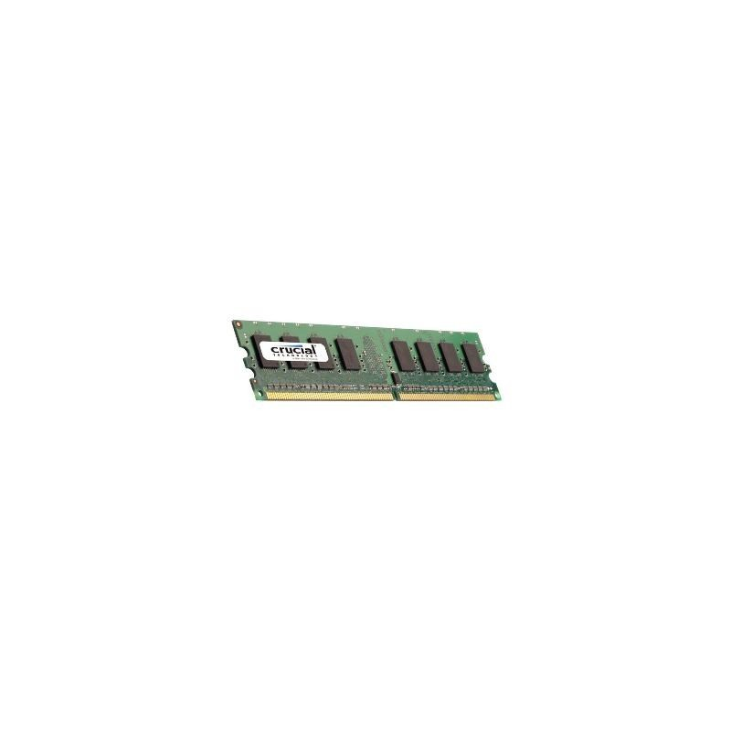 CRUCIAL - DDR2 2GB 800MHz CT25664AA800