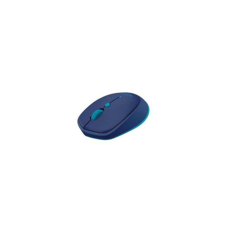 Logitech Bluetooth Mouse M535 - Blue 910-004531