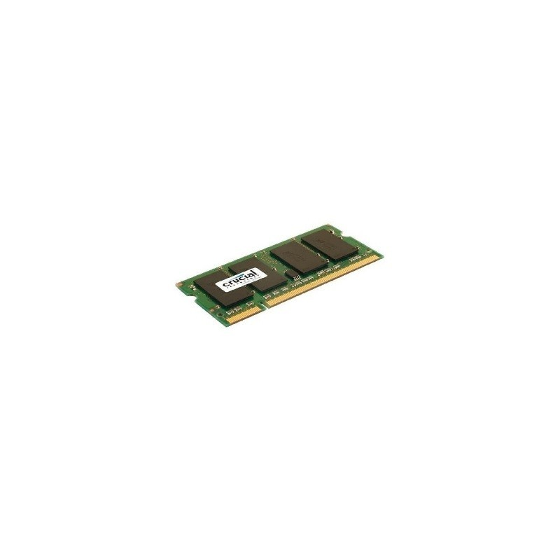 SO DIMM - CRUCIAL DDR2 2GB 800 CT25664AC800