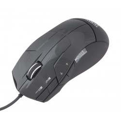 Zalman optická myš ZM-M300G - 2500DPI, 7tl., black, USB