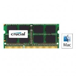 SO DIMM - CRUCIAL DDR3 1x8GB 1600 MAC CT8G3S160BMCEU
