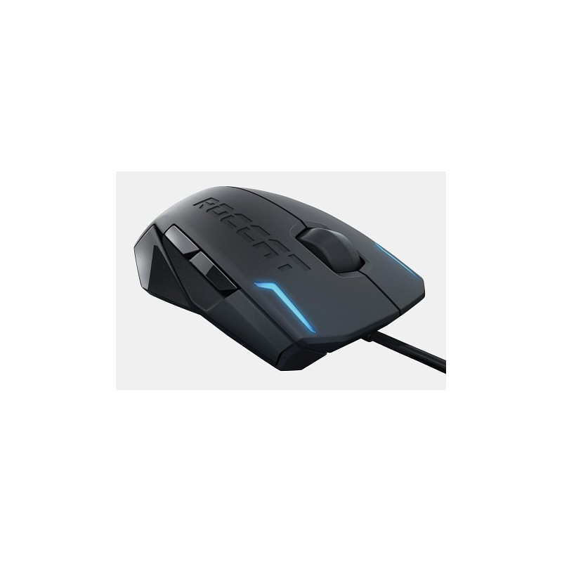 ROCCAT Kiro Modular Ambidextrous Gaming Mouse, black ROC-11-320