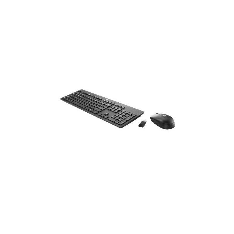 HP Slim Wireless KB and Mouse T6L04AA#AKR
