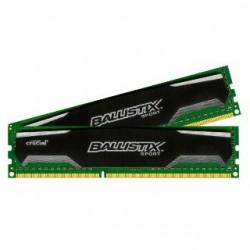 CRUCIAL - Ballistix Sport DDR3 8GB 1600MHz CL9 BLS2CP4G3D1609DS1S00CEU