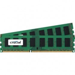 CRUCIAL - DDR3 2x8GB ECC 1600Hz CL11 KIT CT2KIT102472BD160B