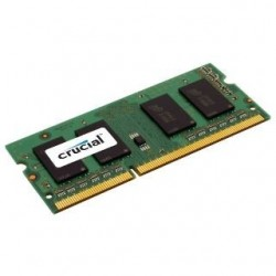 SO DIMM - CRUCIAL DDR3 4GB 1600MHz CL11 CT51264BF160BJ