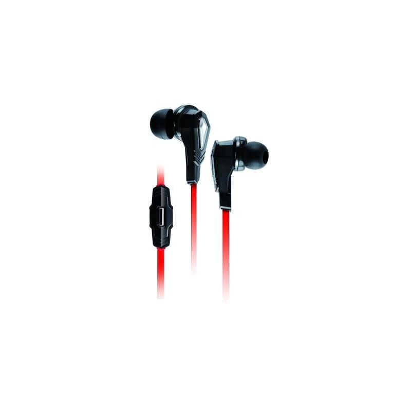 Genius HS-G250-Zabius M. Hráčske slúchadla s mikrofónom čierne SKGEHSG250