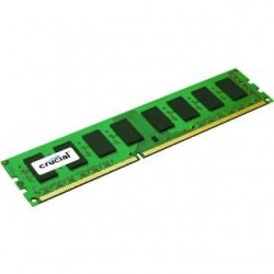 CRUCIAL - DDR3 8GB 1600Hz CL11 Unbuffered CT102472BD160B