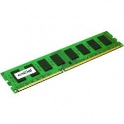 CRUCIAL - DDR3 8GB 1600Hz CL11 Unbuffered CT102472BD160B