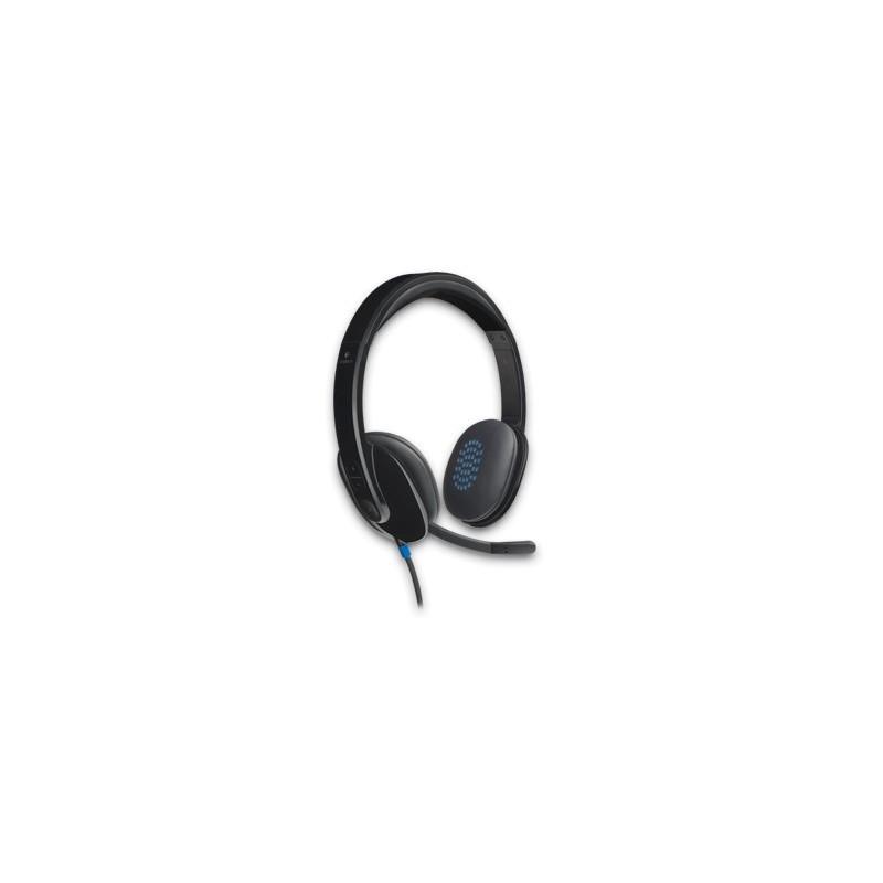 Logitech USB Headset H540 - USB - EMEA 981-000480