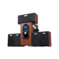 Genius repro SW-HF5+1 6000W LCD, čerešňové drevo, 5.1 GESP725
