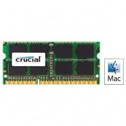 SO DIMM - CRUCIAL 4GB DDR3 1333MHz CL9 apple/mac CT4G3S1339MCEU