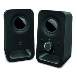 Logitech z150 Multimedia Speakers - MIDNIGHT BLACK - 3.5 MM - EU 980-000814