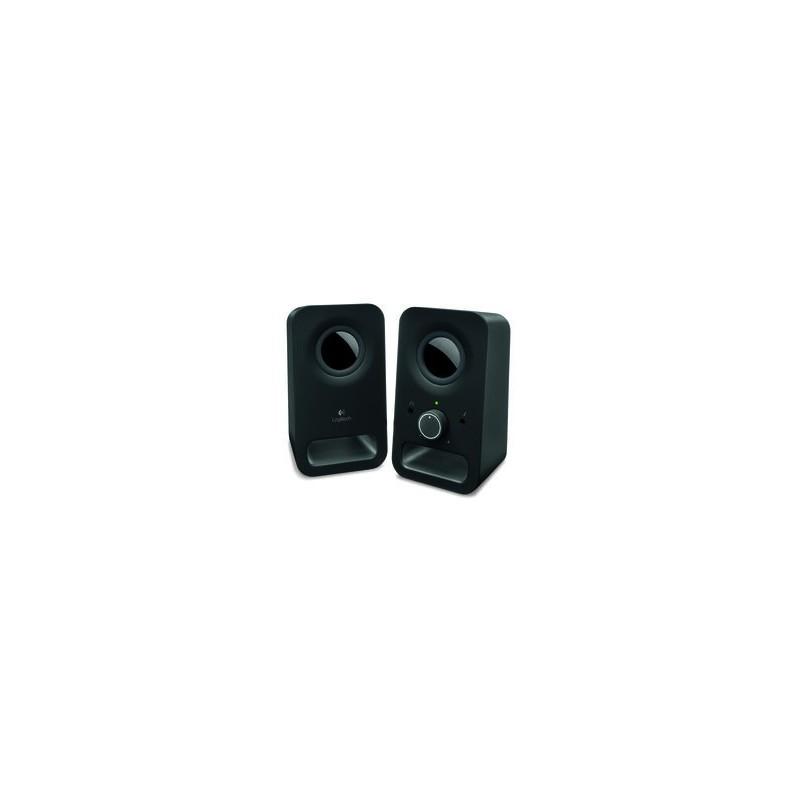 Logitech z150 Multimedia Speakers - MIDNIGHT BLACK - 3.5 MM - EU 980-000814