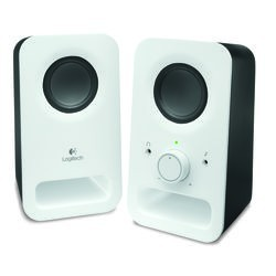 Logitech z150 Multimedia Speakers - SNOW WHITE - 3.5 MM - EU 980-000815