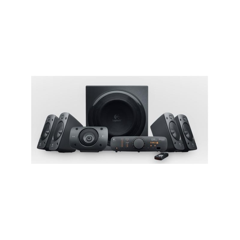 Logitech Surround Sound Speakers Z906 - DIGITAL - EMEA28 980-000468