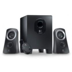 Logitech Speaker System Z313 - 3.5MM STEREO - EMEA 980-000413